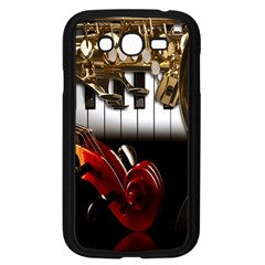 Classical Music Instruments Samsung Galaxy Grand DUOS I9082 Case (Black)