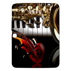 Classical Music Instruments Samsung Galaxy Tab 3 (10.1 ) P5200 Hardshell Case