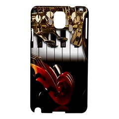 Classical Music Instruments Samsung Galaxy Note 3 N9005 Hardshell Case
