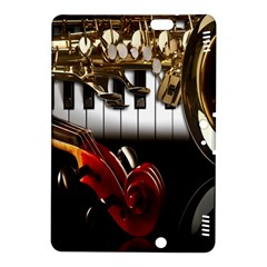 Classical Music Instruments Kindle Fire HDX 8.9  Hardshell Case