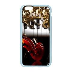 Classical Music Instruments Apple Seamless iPhone 6/6S Case (Color)