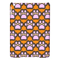 Dog Foot Orange Soles Feet iPad Air Hardshell Cases