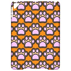 Dog Foot Orange Soles Feet Apple iPad Pro 9.7   Hardshell Case