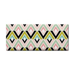 Chevron Pink Green Copy Cosmetic Storage Cases