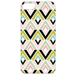 Chevron Pink Green Copy Apple iPhone 5 Classic Hardshell Case