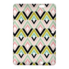 Chevron Pink Green Copy Kindle Fire HDX 8.9  Hardshell Case
