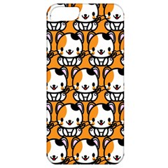 Face Cat Yellow Cute Apple iPhone 5 Classic Hardshell Case