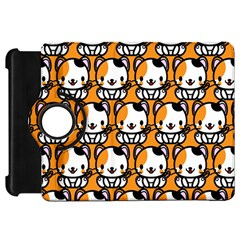 Face Cat Yellow Cute Kindle Fire HD 7