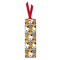 Face Cat Yellow Cute Small Book Marks