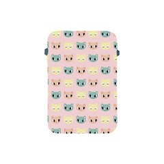 Face Cute Cat Apple iPad Mini Protective Soft Cases