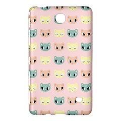 Face Cute Cat Samsung Galaxy Tab 4 (7 ) Hardshell Case