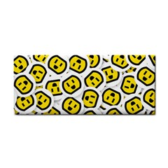 Face Smile Yellow Copy Cosmetic Storage Cases