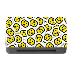 Face Smile Yellow Copy Memory Card Reader with CF