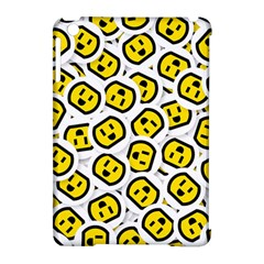 Face Smile Yellow Copy Apple iPad Mini Hardshell Case (Compatible with Smart Cover)