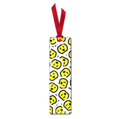 Face Smile Yellow Copy Small Book Marks