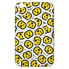 Face Smile Yellow Copy Samsung Galaxy Tab 3 (8 ) T3100 Hardshell Case