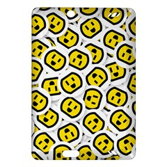 Face Smile Yellow Copy Amazon Kindle Fire HD (2013) Hardshell Case