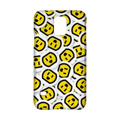 Face Smile Yellow Copy Samsung Galaxy S5 Hardshell Case