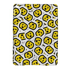 Face Smile Yellow Copy iPad Air 2 Hardshell Cases