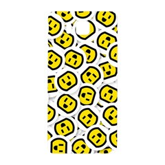 Face Smile Yellow Copy Samsung Galaxy Alpha Hardshell Back Case