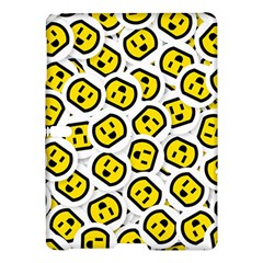 Face Smile Yellow Copy Samsung Galaxy Tab S (10.5 ) Hardshell Case
