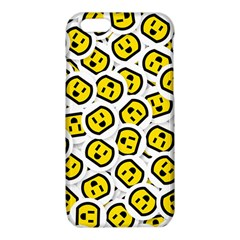 Face Smile Yellow Copy iPhone 6/6S TPU Case