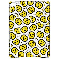 Face Smile Yellow Copy Apple iPad Pro 9.7   Hardshell Case