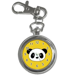 Face Panda Cute Key Chain Watches