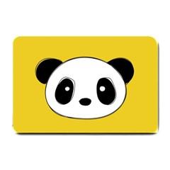 Face Panda Cute Small Doormat