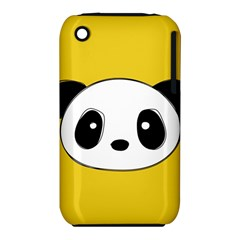 Face Panda Cute iPhone 3S/3GS