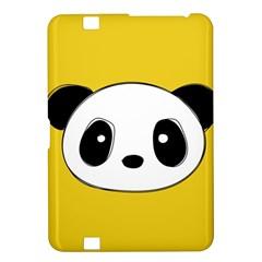 Face Panda Cute Kindle Fire HD 8.9