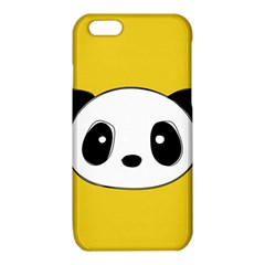 Face Panda Cute iPhone 6/6S TPU Case