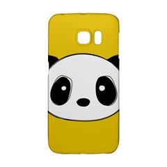 Face Panda Cute Galaxy S6 Edge