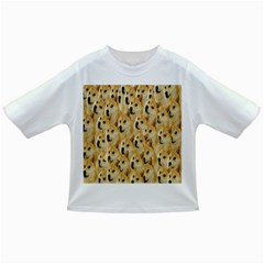 Face Cute Dog Infant/Toddler T-Shirts