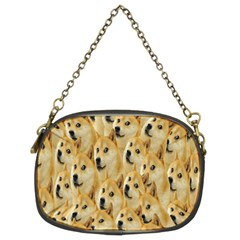 Face Cute Dog Chain Purses (Two Sides)