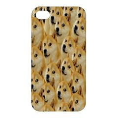 Face Cute Dog Apple iPhone 4/4S Hardshell Case