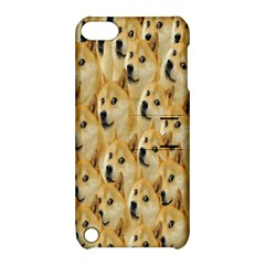 Face Cute Dog Apple iPod Touch 5 Hardshell Case with Stand