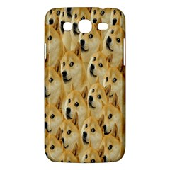 Face Cute Dog Samsung Galaxy Mega 5.8 I9152 Hardshell Case