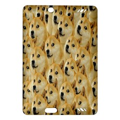 Face Cute Dog Amazon Kindle Fire HD (2013) Hardshell Case