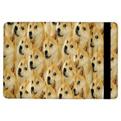 Face Cute Dog iPad Air Flip