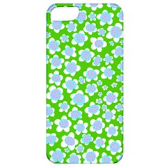 Flower Green Copy Apple iPhone 5 Classic Hardshell Case