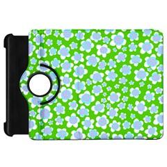 Flower Green Copy Kindle Fire HD 7