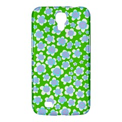 Flower Green Copy Samsung Galaxy Mega 6.3  I9200 Hardshell Case