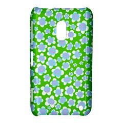 Flower Green Copy Nokia Lumia 620