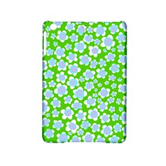 Flower Green Copy iPad Mini 2 Hardshell Cases