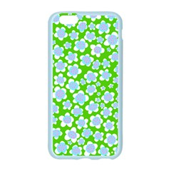 Flower Green Copy Apple Seamless iPhone 6/6S Case (Color)