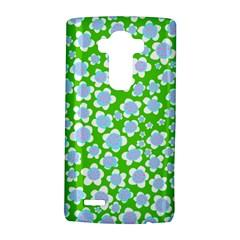 Flower Green Copy LG G4 Hardshell Case