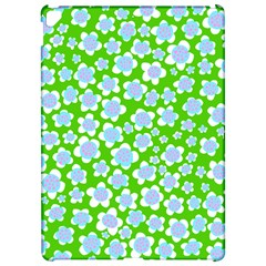 Flower Green Copy Apple Ipad Pro 12 9   Hardshell Case