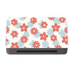 Flower Pink Memory Card Reader with CF