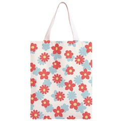 Flower Pink Classic Light Tote Bag